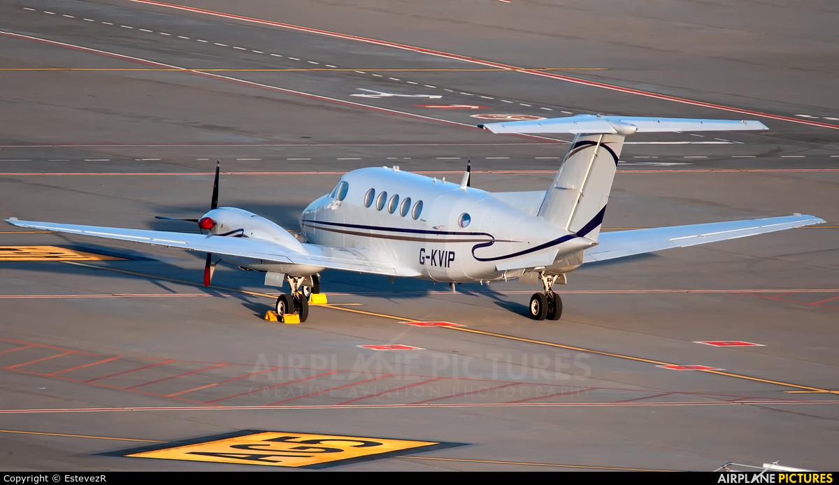 Private G-KVIP aircraft at Tenerife Sur - Reina Sofia