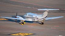 G-KVIP - Private Beechcraft 200 King Air aircraft