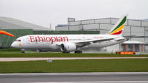 ET-ATL - Ethiopian Airlines Boeing 787-8 Dreamliner aircraft