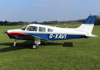 G-XAVI - Private Piper PA-28-161 Cherokee Warrior II