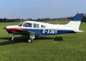 G-XAVI - Private Piper PA-28-161 Cherokee Warrior II aircraft