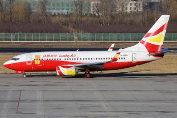 B-1565 - Lucky Air Boeing 737-700