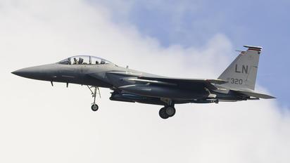 91-0320 - USA - Air Force McDonnell Douglas F-15E Strike Eagle