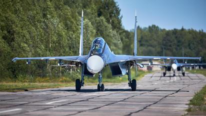 72 - Russia - Navy Sukhoi Su-30SM