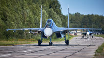 72 - Russia - Navy Sukhoi Su-30SM aircraft