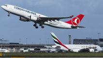 TC-JIL - Turkish Airlines Airbus A330-200 aircraft