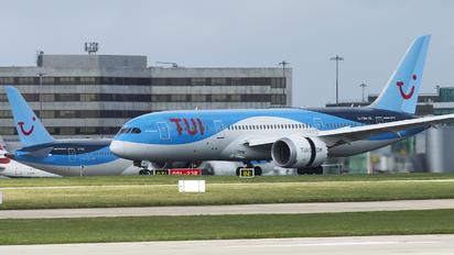 G-TUIH - TUI Airways Boeing 787-8 Dreamliner