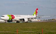 CS-TUD - TAP Portugal Airbus A330neo aircraft