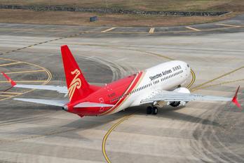 B-207E - Shenzhen Airlines Boeing 737-8 MAX
