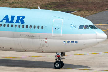 HL7584 - Korean Air Airbus A330-300