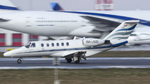 9A-JSD - Jung Sky Cessna 525A Citation CJ2 aircraft