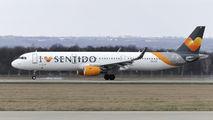 D-ATCD - Condor Airbus A321 aircraft