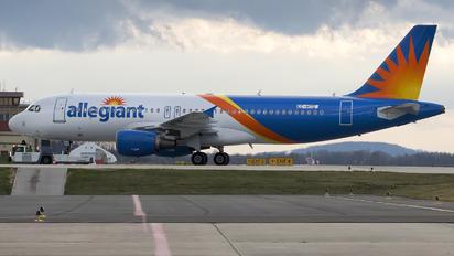 EC-HTD - Allegiant Air Airbus A320