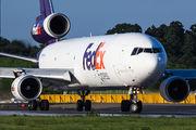 N605FE - FedEx Federal Express McDonnell Douglas MD-11F aircraft