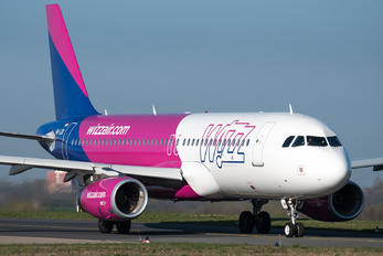 HA-LSB - Wizz Air Airbus A320