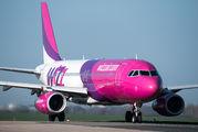 HA-LWZ - Wizz Air Airbus A320 aircraft