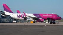 HA-LYO - Wizz Air Airbus A320 aircraft