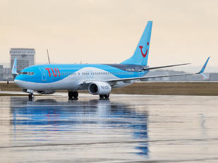 G-FDZZ - TUI Airways Boeing 737-800
