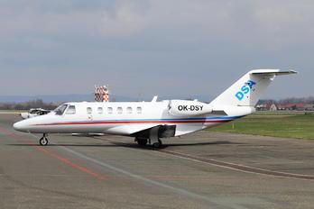 OK-DSY - DSA - Delta System Air Cessna 525A Citation CJ2