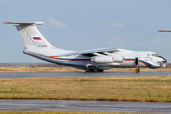 RA-86906 - Russia - Air Force Ilyushin Il-76 (all models)