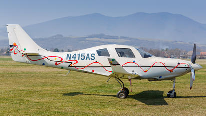 N415AS - Private Lancair IV-P