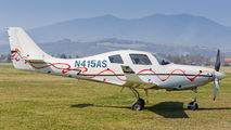 N415AS - Private Lancair IV-P aircraft