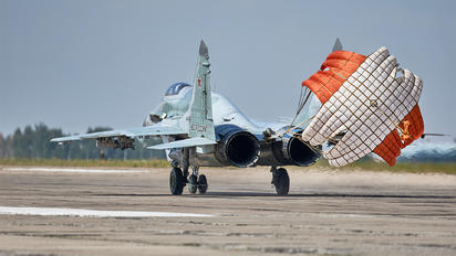 - - Russia - Air Force Mikoyan-Gurevich MiG-29SMT