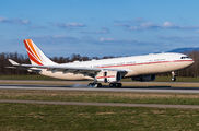 VP-BHD - Private Airbus A330-200 Prestige aircraft