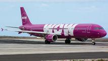 TF-SON - WOW Air Airbus A321 aircraft
