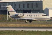 9A-CRO - Croatia - Government Canadair CL-600 Challenger 604 aircraft