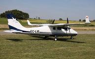EC-LIE - Indra Tecnam P2006T aircraft