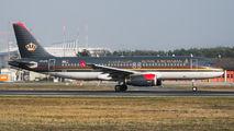 JY-AYS - Royal Jordanian Airbus A320 aircraft