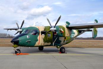 0222 - Poland - Air Force PZL M-28 Bryza