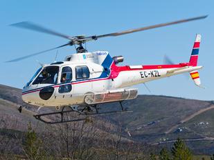 EC-KZL - INAER Aerospatiale AS350 Ecureuil / Squirrel