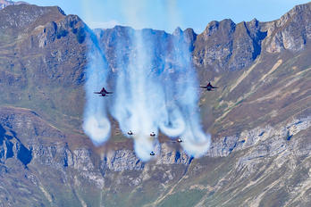 J-30** - Switzerland - Air Force:  Patrouille de Suisse Northrop F-5E Tiger II