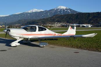 OE-DAR - Flugsportzentrum Tirol Diamond DA 40 Diamond Star