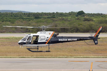 PP-FSP - Police Aviation Services Eurocopter AS355 Ecureuil 2 / Squirrel 2