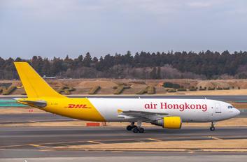 B-LDH - Air Hong Kong Airbus A300F4-605R