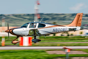 N800MP - Private Cirrus SR-22 -GTS