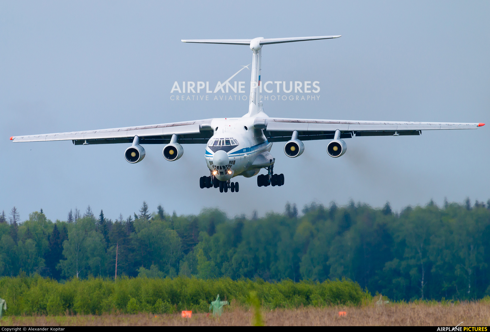 Russia - Air Force RA-78814 aircraft at Undisclosed location