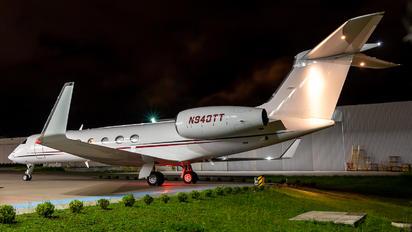 N940TT - Private Gulfstream Aerospace G-V, G-V-SP, G500, G550