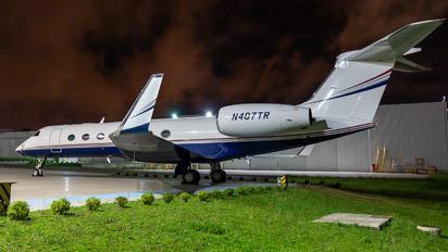 N407TR - Private Gulfstream Aerospace G-V, G-V-SP, G500, G550