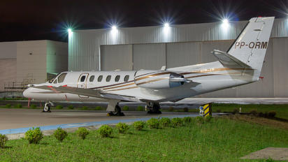 PP-ORM - Private Cessna 550 Citation Bravo