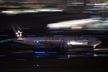 JA614A - ANA - All Nippon Airways Boeing 767-300ER