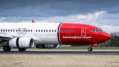 EI-FHK - Norwegian Air International Boeing 737-800