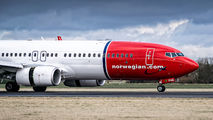 EI-FHK - Norwegian Air International Boeing 737-800 aircraft