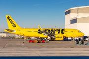 Spirit Airlines N915NK image