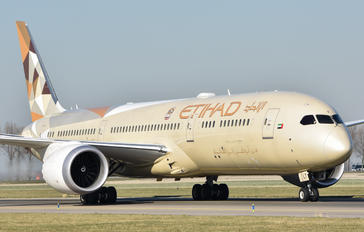 A6-BLT - Etihad Airways Boeing 787-9 Dreamliner