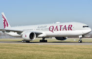 A7-BEJ - Qatar Airways Boeing 777-31H(ER) aircraft