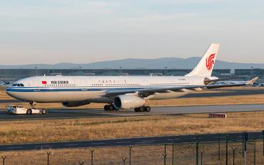 B-5956 - Air China Airbus A330-300